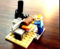 Lego-breakout stock